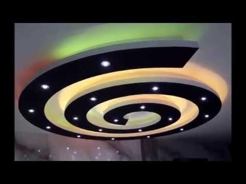 c1354bb68 decoration placoplatre avec led _ alger .algerie - YouTube