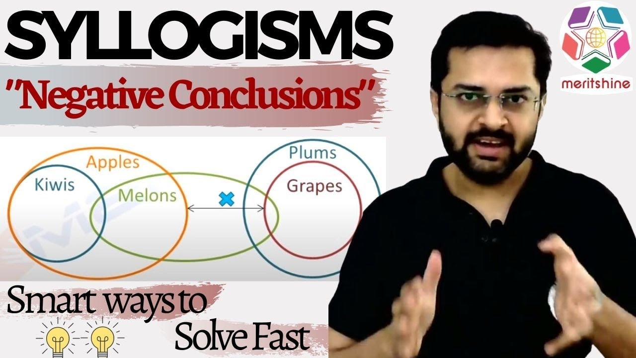 Syllogism 4 learn how to deal with negative conclusions in syllogism 4 learn how to deal with negative conclusions in syllogism problems pooptronica
