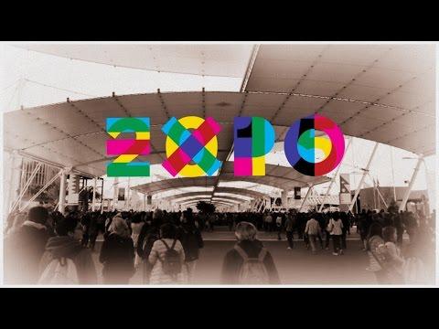 Il Mio Nuovo Sport Estremo:  Visitare L'Expo 2015 Nel Weekend | Vlog Milano 2 Ottobre 2015