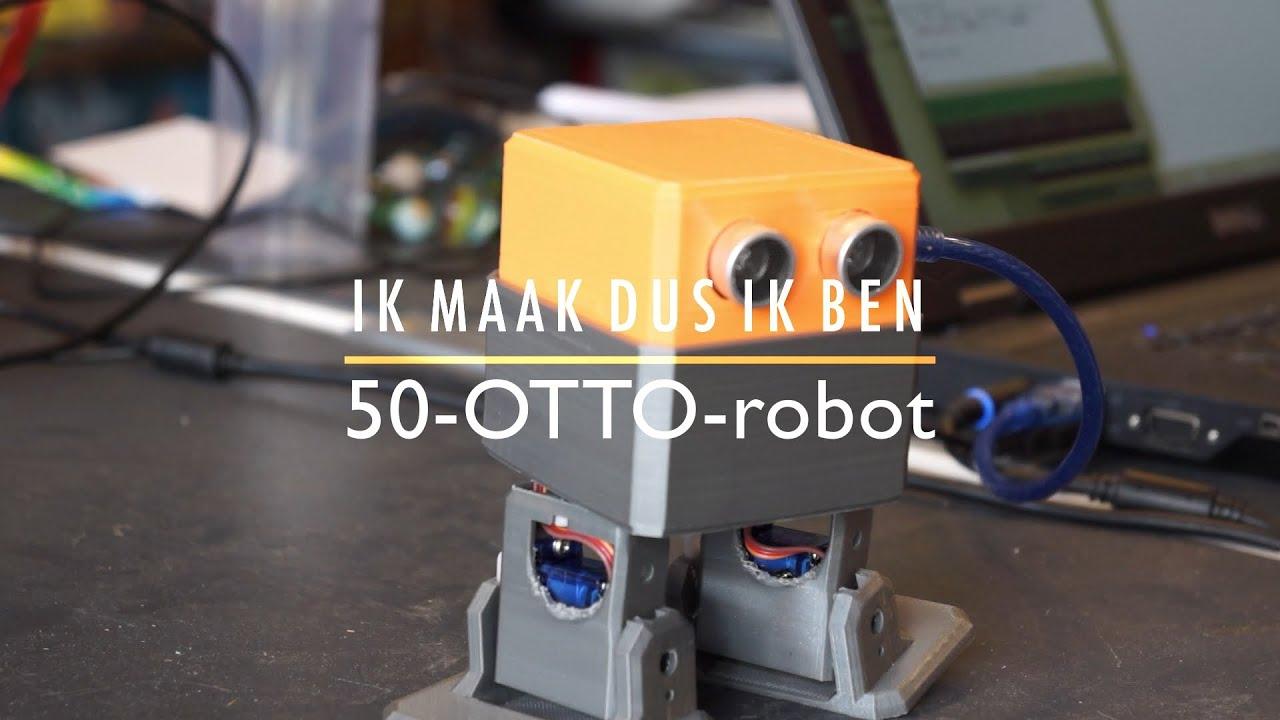-50- OTTO-diy robot