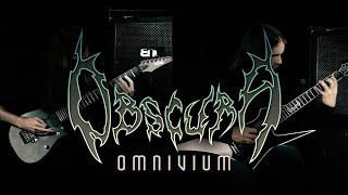 Obscura - Omnivium Tablature Book Session I (Vortex Omnivium)