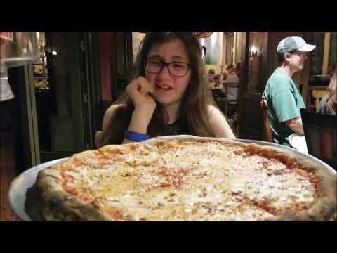 Review of  Via Napoli Ristorante e Pizzeria in Epcot's Italy Pavilion at Walt Disney World