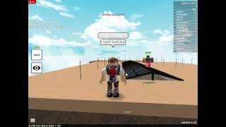 ROBLOX: Twisted Murderer I'm On The Roof
