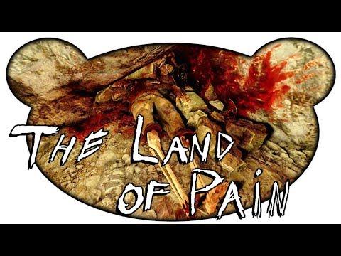 The Land of Pain #04 - Nein Danke, ich grab' mich später frei! (Let's Play Gameplay Deutsch)