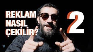 Bİ' BURGER ÇEK! / REKLAM NASIL ÇEKİLİR 3 / BÖLÜM #2