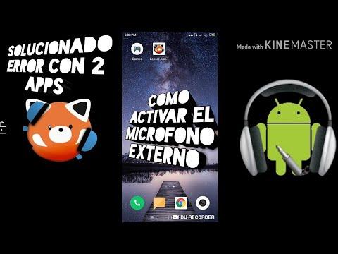 !COMO ACTIVAR EL AUDIO EXTERNO DEL LOS AUDICULARES!