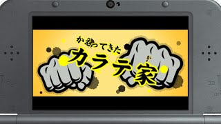[Rhythm Tengoku 3DS] Karate Man Gameplay
