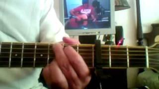 Someday by Rob Thomas Acoustic Lesson