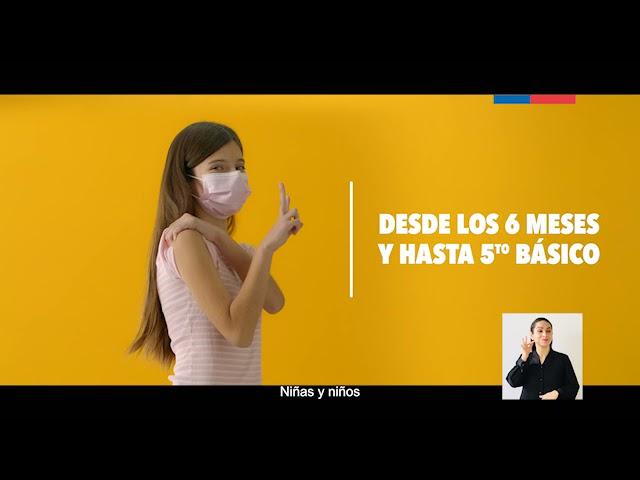 Vacunación contra Influenza 2021