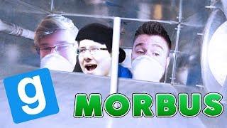 WIELKA UCIECZKA KANAŁEM WENTYLACYJNYM!   Garry's mod [#799] - MORBUS [#7]