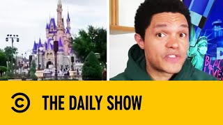 Disney World Florida Reopens During Pandemic I The Daily Show With Trevor Noah