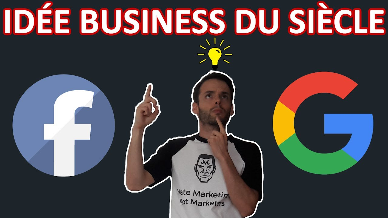 Trouver la nouvelle id e business du si cle ultra rentable for Idee commerce rentable