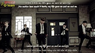 [Vietsub + Engsub + Kara] MYNAME (마이네임) - Day By Day (feat. D.O)