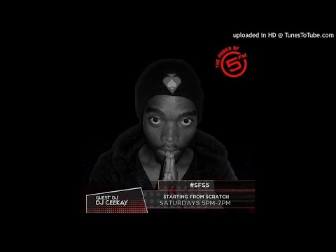 CeeKay SA - 5FM #5F5 Winter Mix (06/07/19)