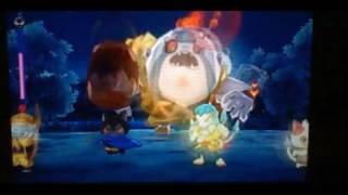 Yo-kai Watch 2: Fleshy Souls-Boss:Mallice