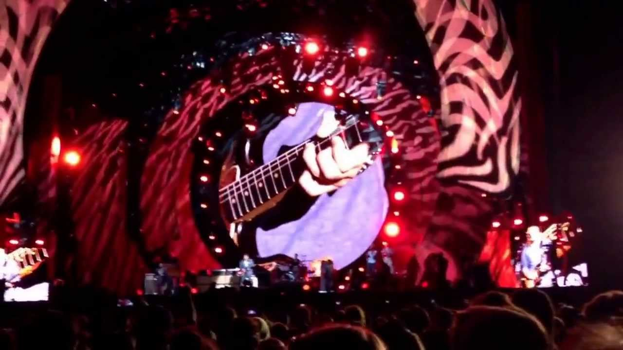 John Mayer   Slow Dancing In A Burning Room (live At Global Citizen  Festival)