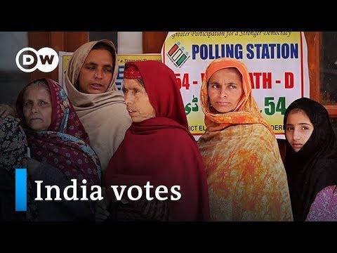 India election 2019: Kashmir takes center stage | DW News