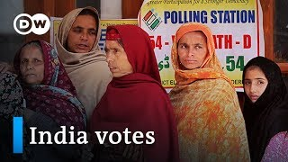India election 2019: Kashmir takes center stage | DW News