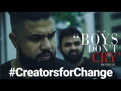 SHORT FILM- BOYS DON'T CRY- #creatorsforchange - Ржачные видео приколы