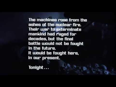 The Terminator 1984 HD Intro  YouTubeflv