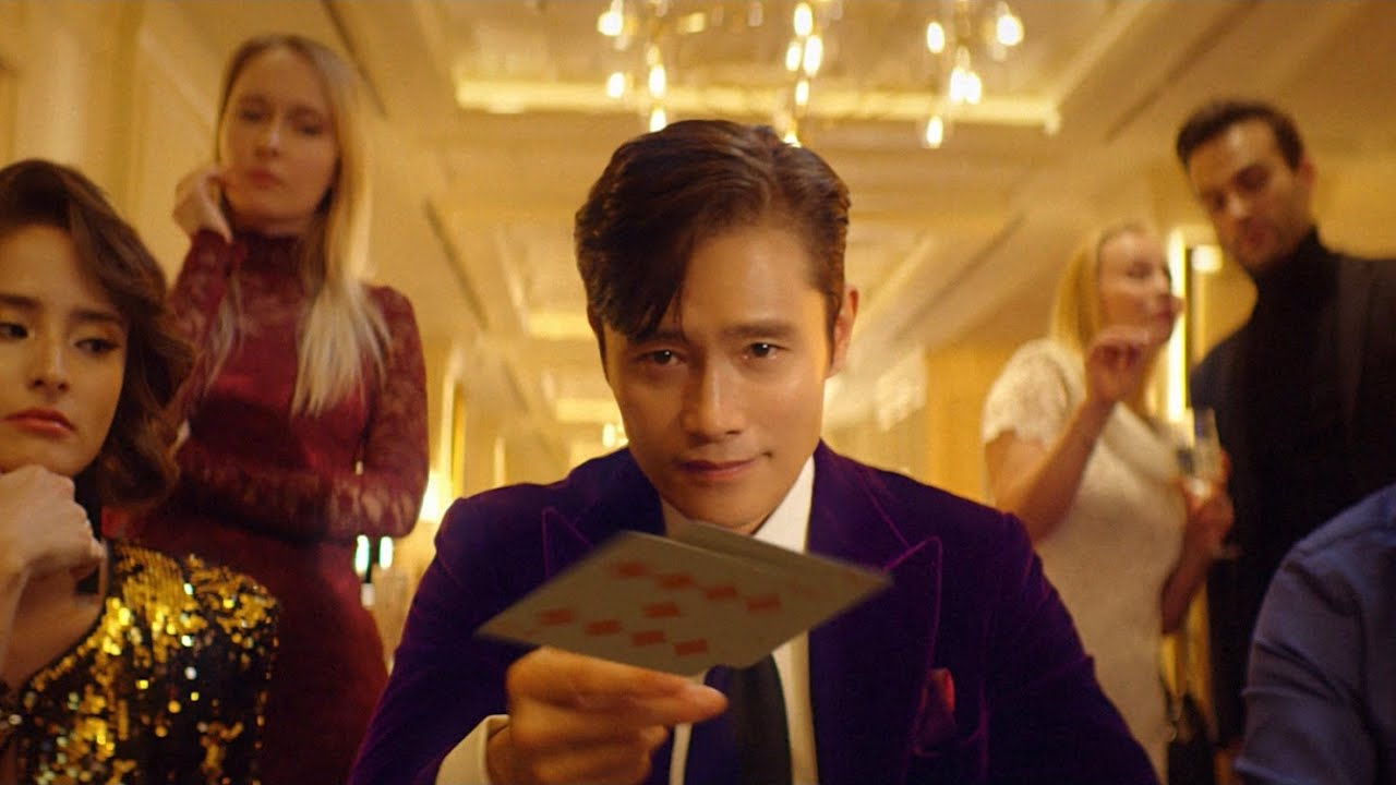 Paradise Casino X LeeByungHun | Brand Film 'Win Your Day' (2020) - English Subtitles