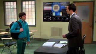 The Big Bang Theory - 8x2 - A solução do Professor Júnior (Dublado)