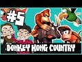 Donkey Kong Country CO-OP!!! #05 | Pick-Up-Artists | Zockolores on Air