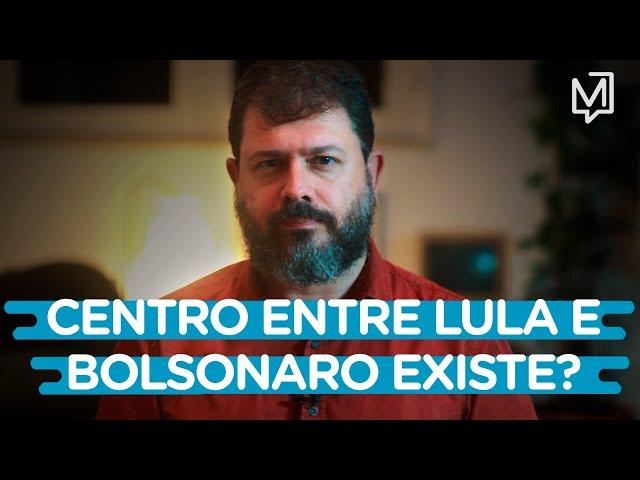 Centro entre Lula e Bolsonaro existe? I Ponto de Partida