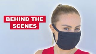 What Being On A Hollywood Set Is Like In A Pandemic…