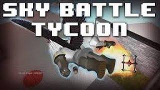 Sky battle tycoon roblox twitter codes