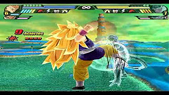 DBZ BT3 Version Latino SS3 Goku/Vegeta vs Metal Coolers