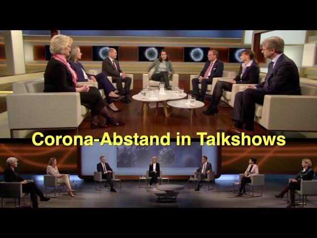 Corona-Abstand: