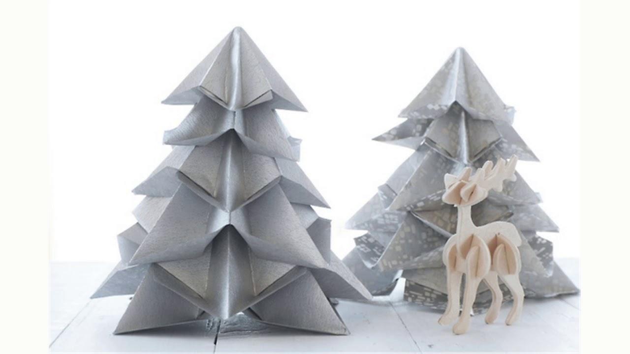 Sweet Paul origami julepynt