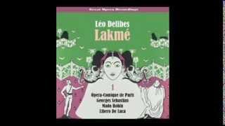 Download Lagu Lakme Act II Terana - Rektah MP3