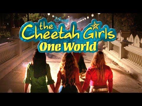 Music  Playlist from Cheetah Girls: One World 🎶   🎥  Disney Channel