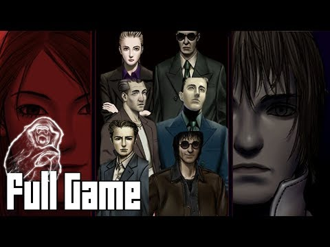 The Silver Case HD Full Game, No Commentary