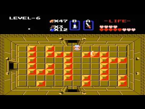 The Legend of Zelda 2nd Quest Level 6