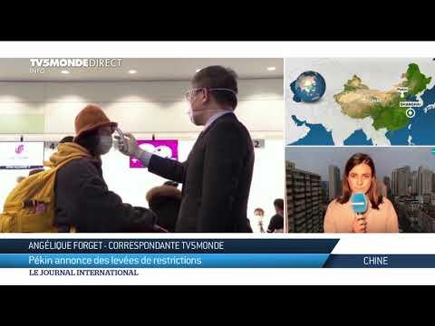 Chine: visite du président Xi Jinping à Wuhan pour la première fois - Epidémie de Coronavirus