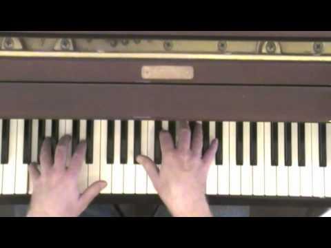 I Will - Beatles piano tutorial