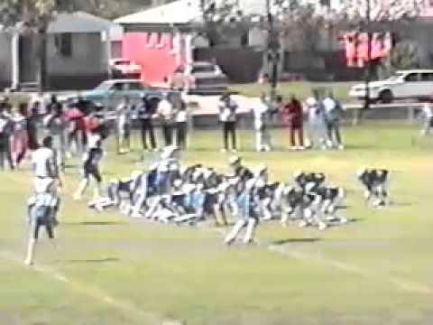 1987 Raiders vs Jayhawks