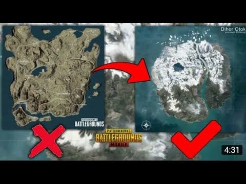 PUBG vikendi map related day confirmed tamil