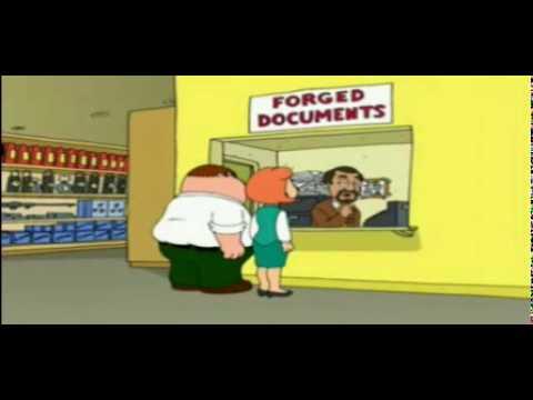 Family Guy Black Market