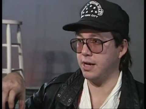 Bill Hicks rare interview from 1988