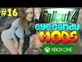Fallout 4 (Xbox One) Eye Candy Mods #16 - Beautiful Clothes & Cute Companion
