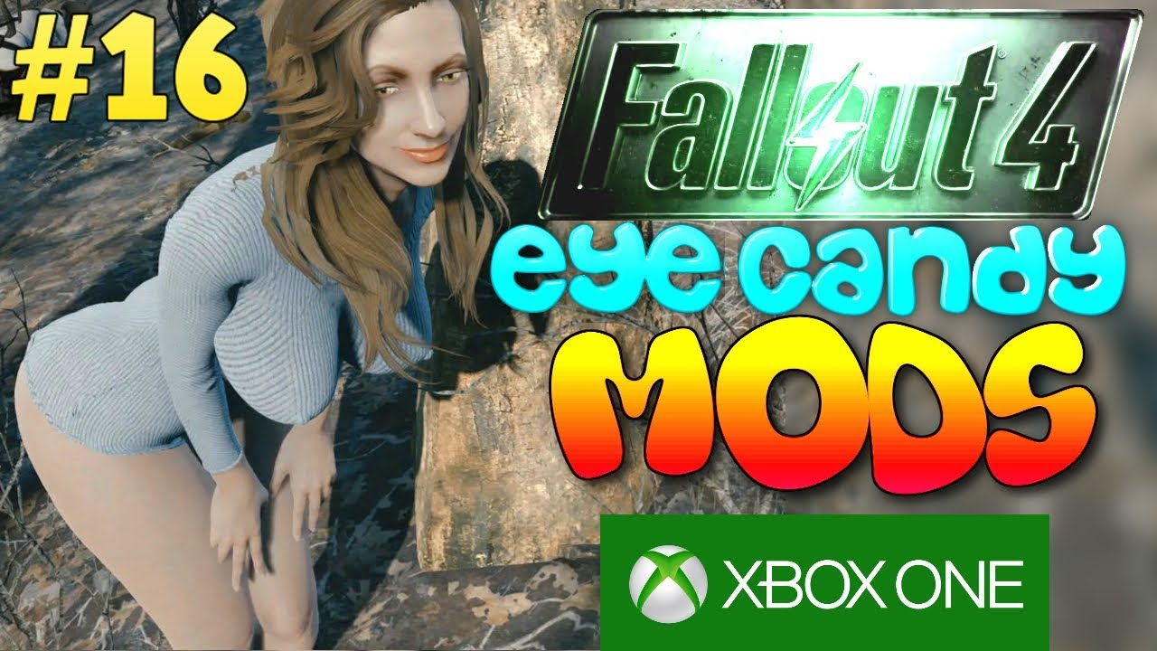 073a0fcf2 Fallout 4 (Xbox One) Eye Candy Mods  16 - Beautiful Clothes   Cute ...
