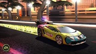 NEED FOR SPEED NITRO | Wii | Gameplay Français