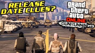 gta gun running release date