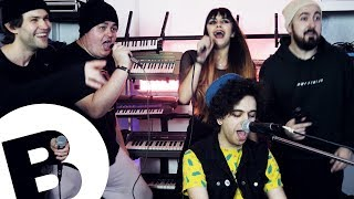 Clickbait [LIVE] ft. Daz Black & Soheila, in the Beast Lounge