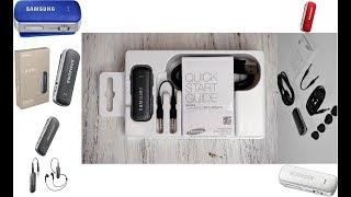 Samsung Level Link Wireless Bluetooth Kulaklık Kutu Açılışı ve Özellikleri