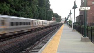 Railfanning At Glenwood With 20th Century Pullman car